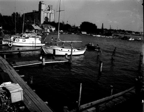 History of the Sarnia Yacht Club